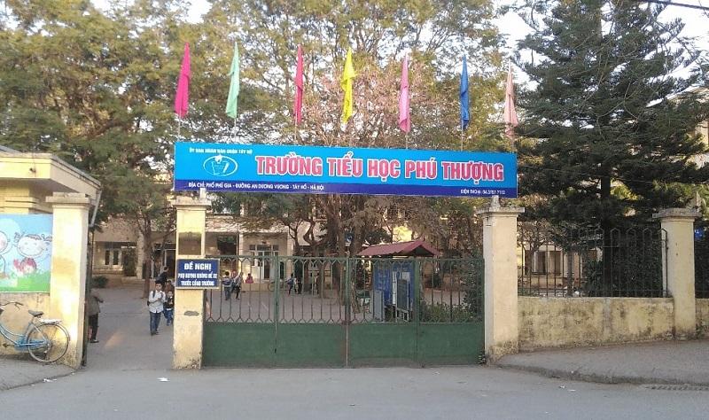 Trường tiểu học Phú Thượng - Tây Hồ