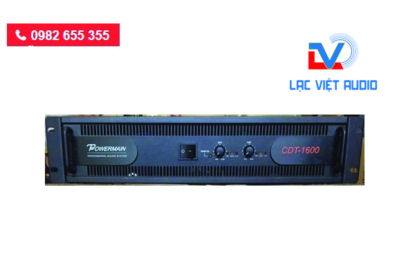 Cục đẩy công suất Korah CDT-1600