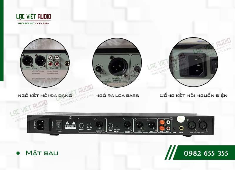 Tính năng độc đáo và nổi bật của sản phẩmVang cơ JBL K10