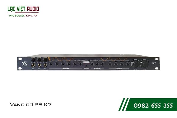 Giới thiệu về sản phẩmVang cơ PS K7
