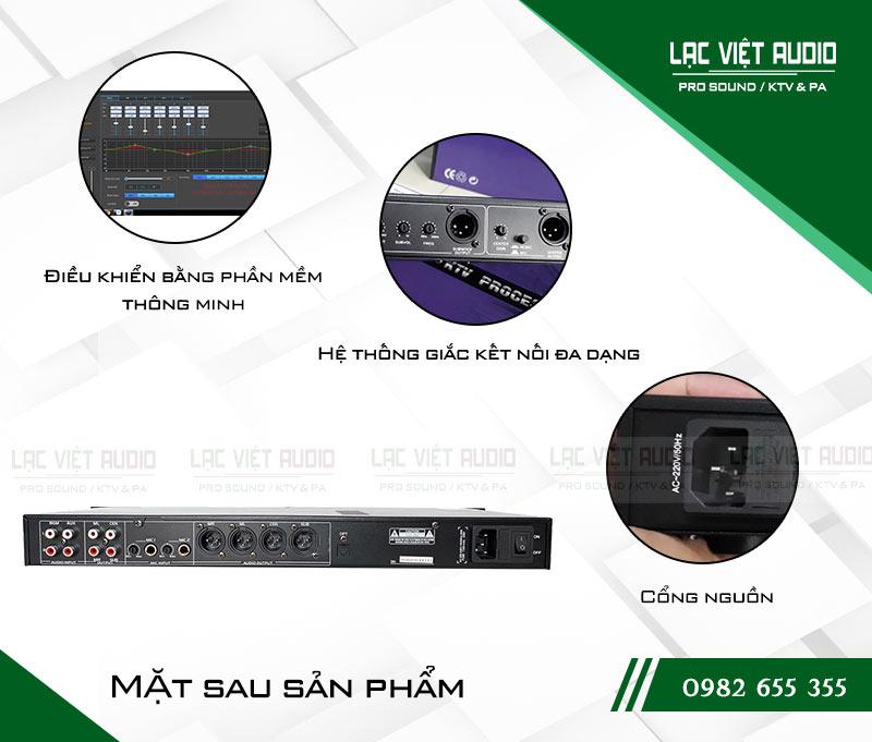 Thiết kế bên ngoài của sản phẩmVang cơ PS S500