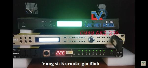 Vang số karaoke nào hay nhất