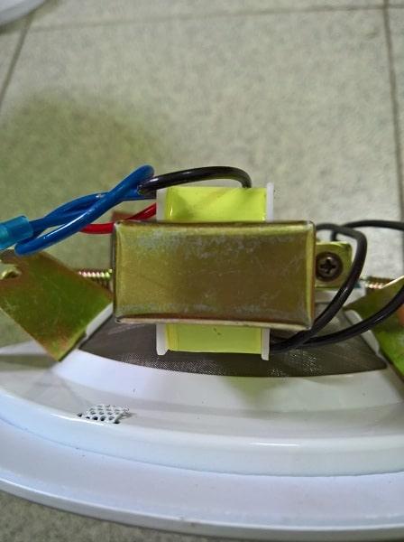 Linh kiện bên trong loa đồng trục 10W DB-TS303