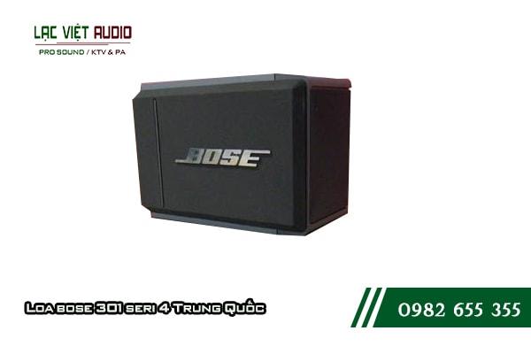 Giới thiệu về sản phẩmLoa bose 301 seri 4 Trung Quốc