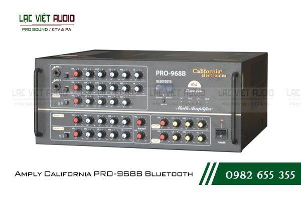 Amply California Pro-968B Bluetooth