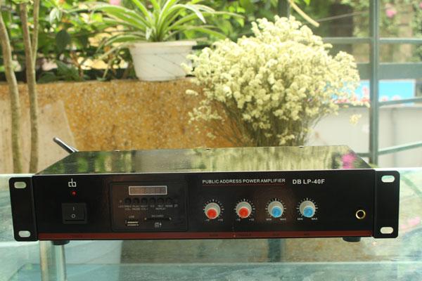 Amply mixer DB LP-40F nhập khẩu chính hãng
