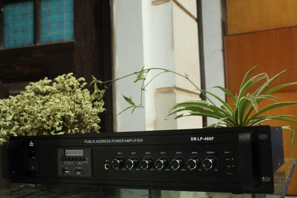 Amply DB LP-480F công suất lớn
