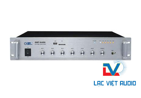 Amply OBT-6450 công suất 450W