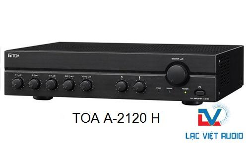 Amply TOA A2120 H chính hãng giá rẻ nhất Hà Nội