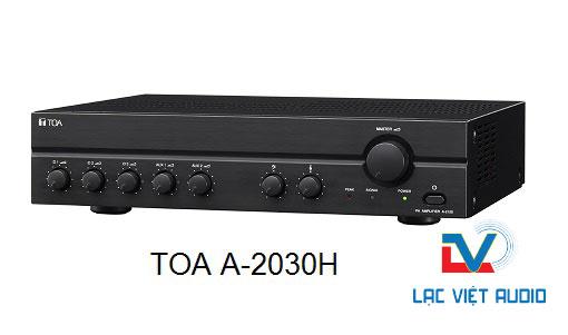 Amply TOA A-2030H nhập khẩu chính hãng