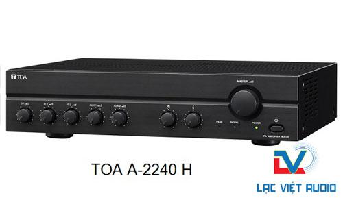 Amply TOA A2240 H chính hãng Indonesia