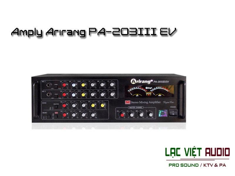 Amply Arirang PA-203III EV
