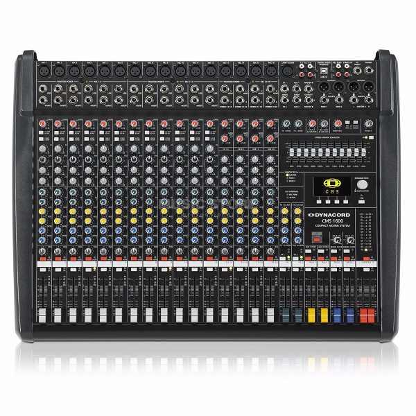 Bàn mixer Dynacord CMS 1600 chất lượng đẳng cấp