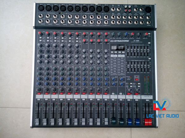 Bàn mixer Dynacord D1000 nhập khẩu chính hãng