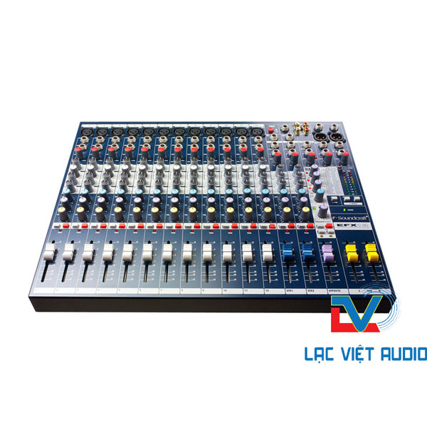 Bàn mixer soundcraft EFX8 nhập khẩu chính hãng