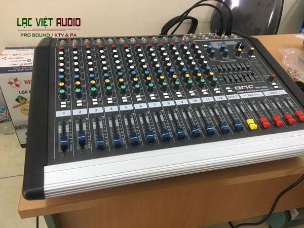 Bàn mixer cho dàn âm thanh