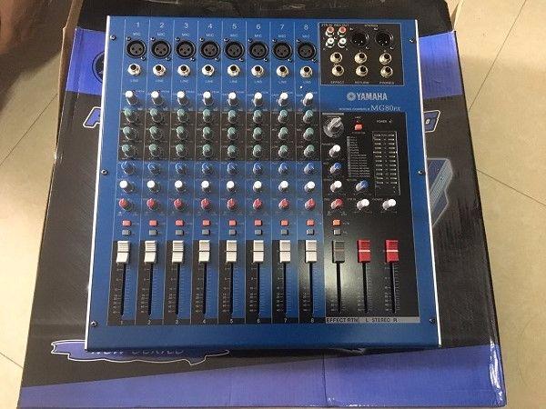 Bàn mixer yamaha MG80FX