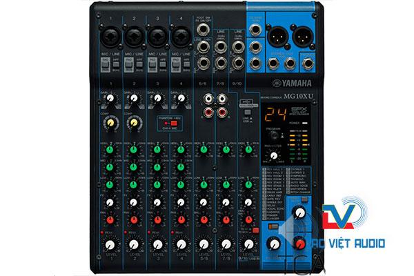 Bàn mixer Yamaha MG 10XU nhập khẩu chính hãng