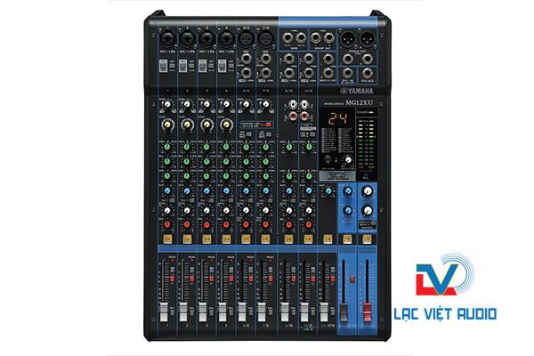 Bàn Mixer Yamaha MG 12XU nhập khẩu chính hãng Indoesia
