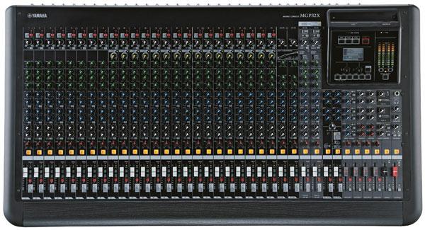 Bàn mixer Yamaha MGP32X đẳng cấp