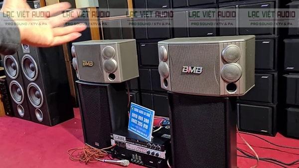 Mua thiết bị loa karaoke cao cấp giá cả ưu đãi tại Lạc Việt Audio