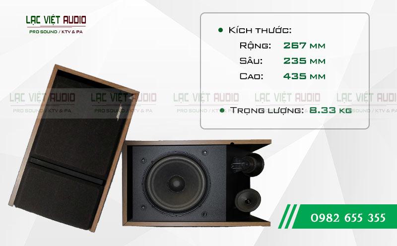 Thông tin về sản phẩm Loa Bose 301 seri III