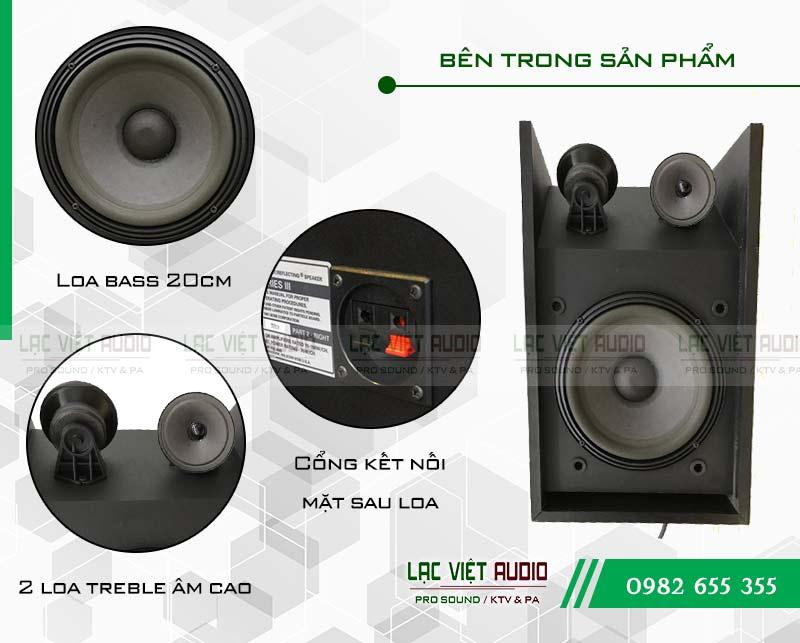 Chi tiết sản phẩm Loa Bose 301 seri III