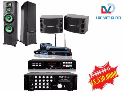 Tư vấn cách lựa chọn dàn karaoke gia đình chất lượng cao mức giá rẻ