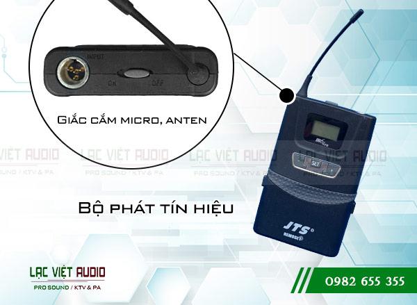 Bộ phát tín hiệu của Micro cài áo JTS IN-64