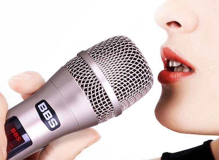 Cách chỉnh micro hát nhẹ cách làm đơn giản