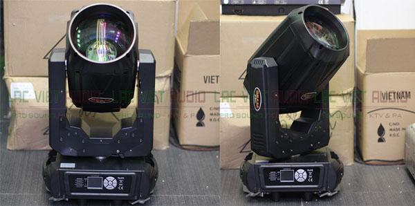 Sản phẩm Đèn moving Beam 260 tại kho hàng Lạc Việt Audio