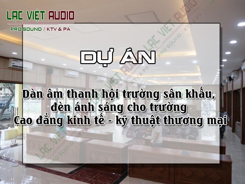 Lạc Việt audio giới thiệu tổng quan về dự án