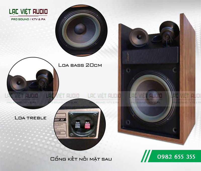 Cấu tạo Loa Bose 301 seri II