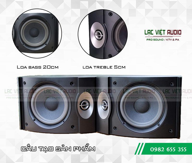 Cấu tạo Loa Bose 301 seri V