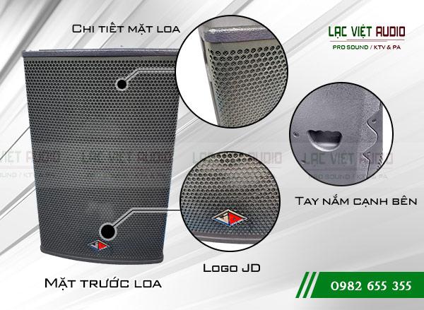 Thiết kế Loa JD-PR12