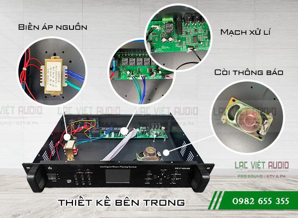 Linh kiện sản phẩm Bộ hẹn giờ DB - TL 66USB