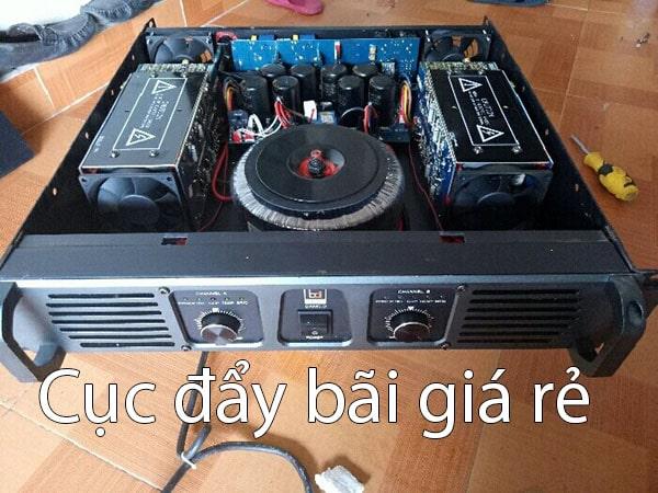Cục đẩy bãi giá rẻ tại Lạc Việt Audio