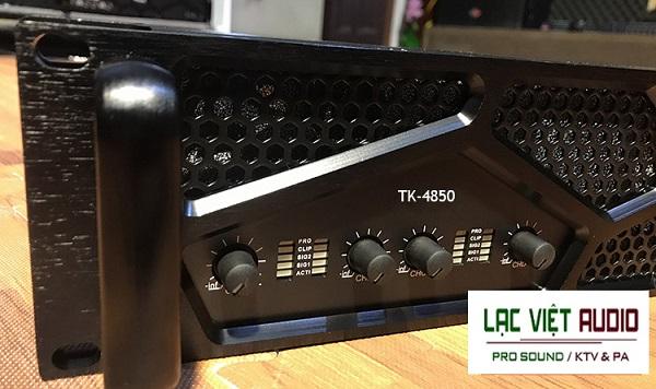bảng điều khiển Tk4850