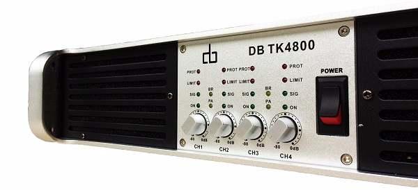 cục đẩy DB TK4800 với 4 kênh độc lập