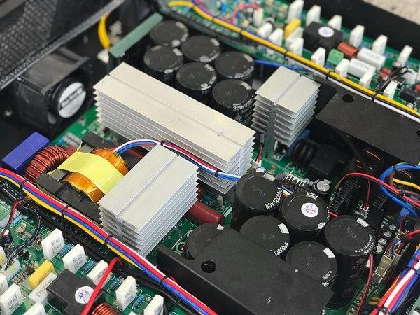 Các linh kiện cục đẩy K6S được sản xuất và nhập khẩu chính hãng