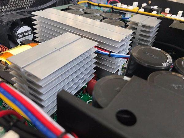 Quá trình sản xuất cục đẩy K6S là một quá trình tỉ mỹ và công phu