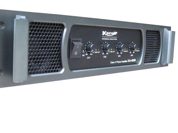 Cục đẩy KA4650 được thiết kế bắt mắt