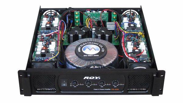 Cục đẩy ROY RS650
