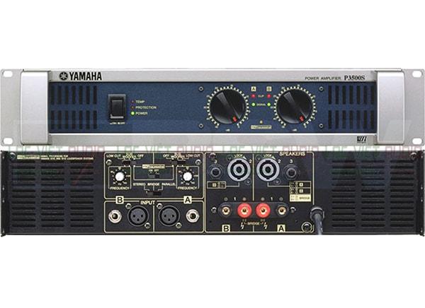 Cục đẩy công suất YAMAHA P3500 Lạc Việt Audio