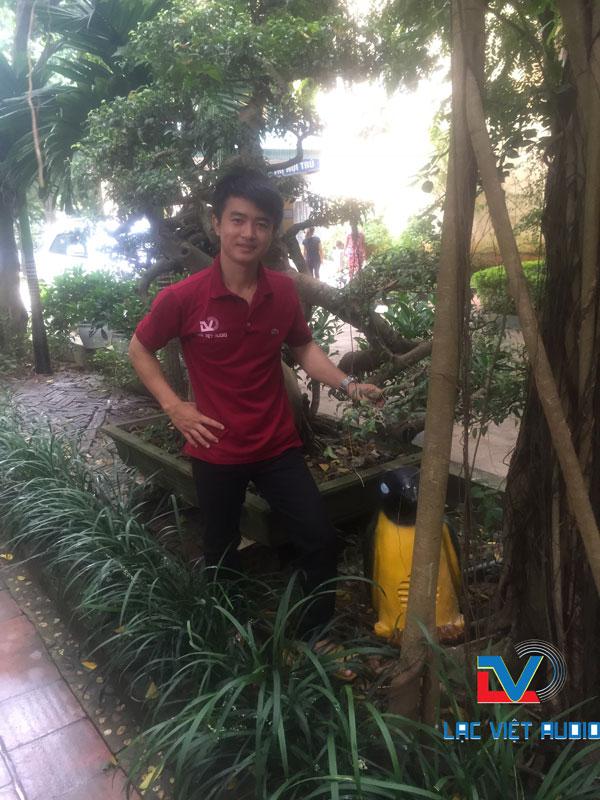 Loa giả đá chất lượng cao tại Lạc Việt Audio