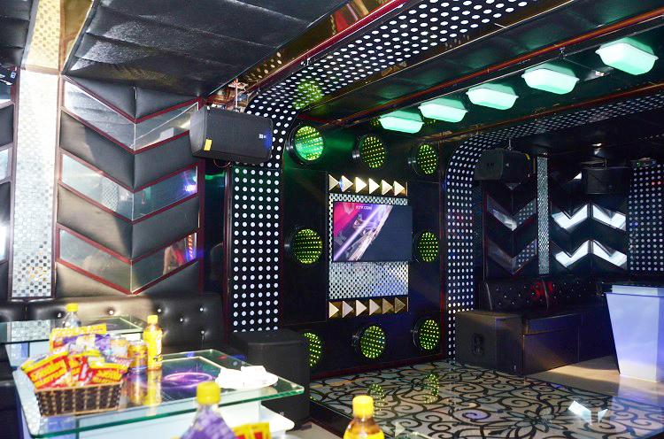 Bộ dàn Karaoke phục vụ phòng hát