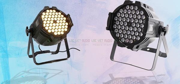 Thiết kế sản phẩm Đèn LED 54-3W vàng nắng đẹp, chắc chắn