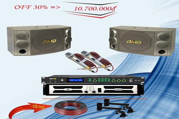Dàn âm thanh karaoke LV-11GD