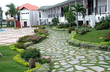 Dàn âm thanh sân vườn Lạc Việt Audio