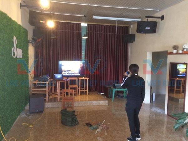 Lắp phòng karaoke tại Hưng Yên